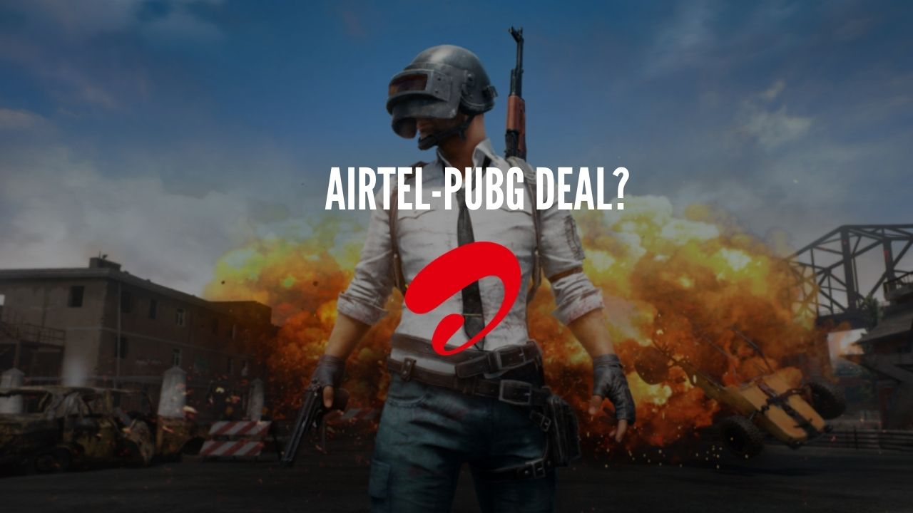 Photo of PUBG Airtel Deal? PUBG Coming Back to India?