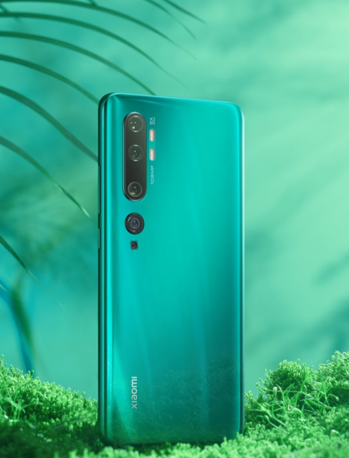 Redmi Note 10 Tipped With 108-MP Camera