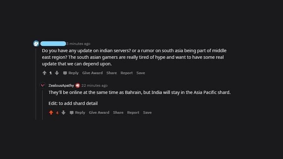 reddit volarant servers