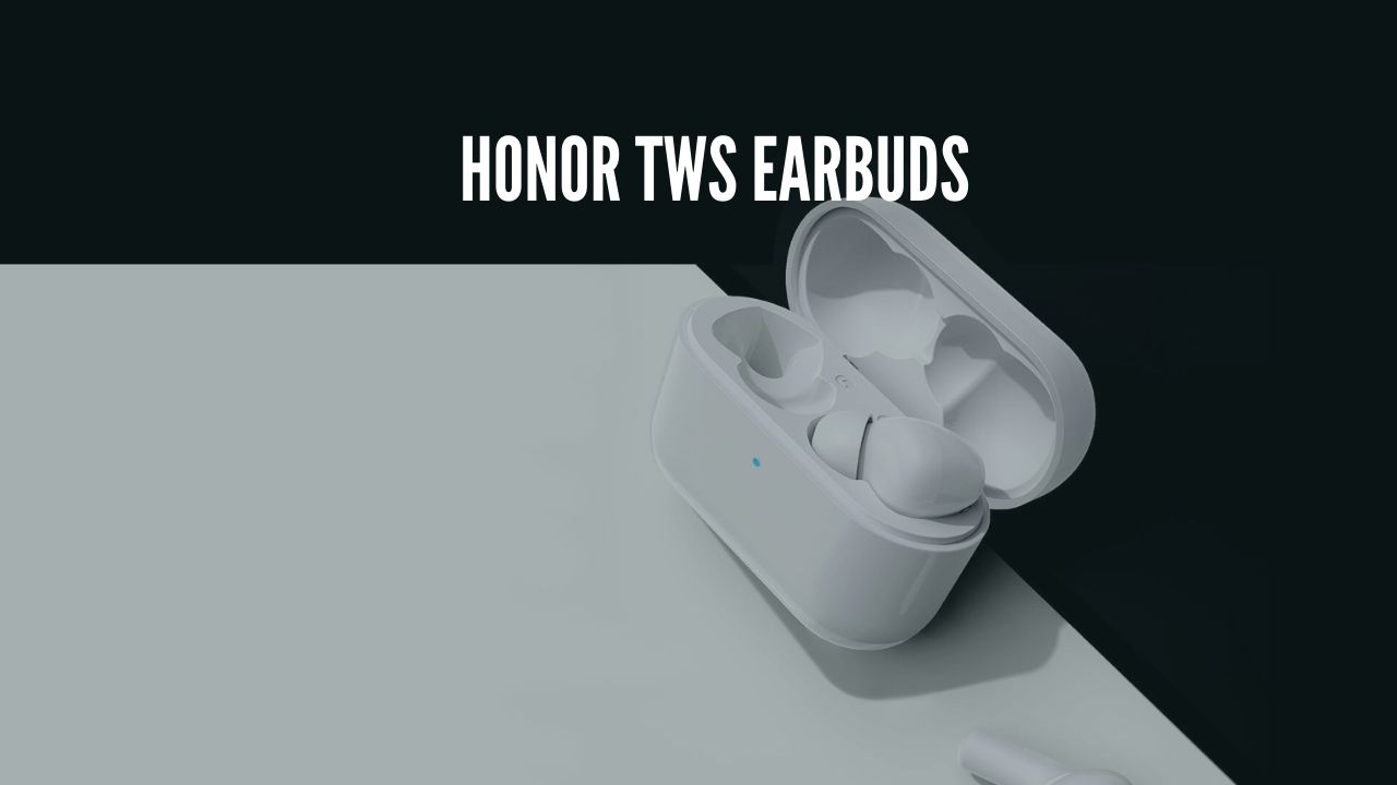 Photo of HONOR Choice True Wireless Earbuds