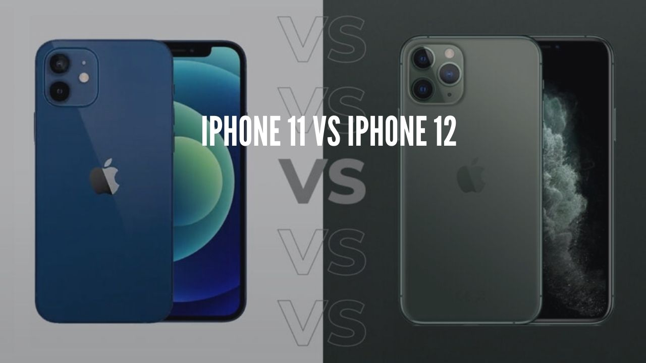 Photo of iPhone 11 vs iPhone 12 Comparision – All Variants
