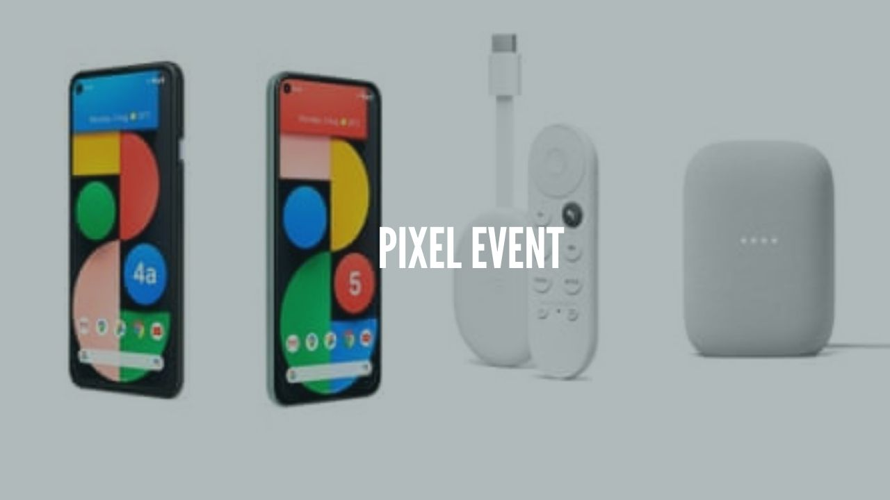 Photo of Announcements From Google's Pixel 5 Hardware Event
