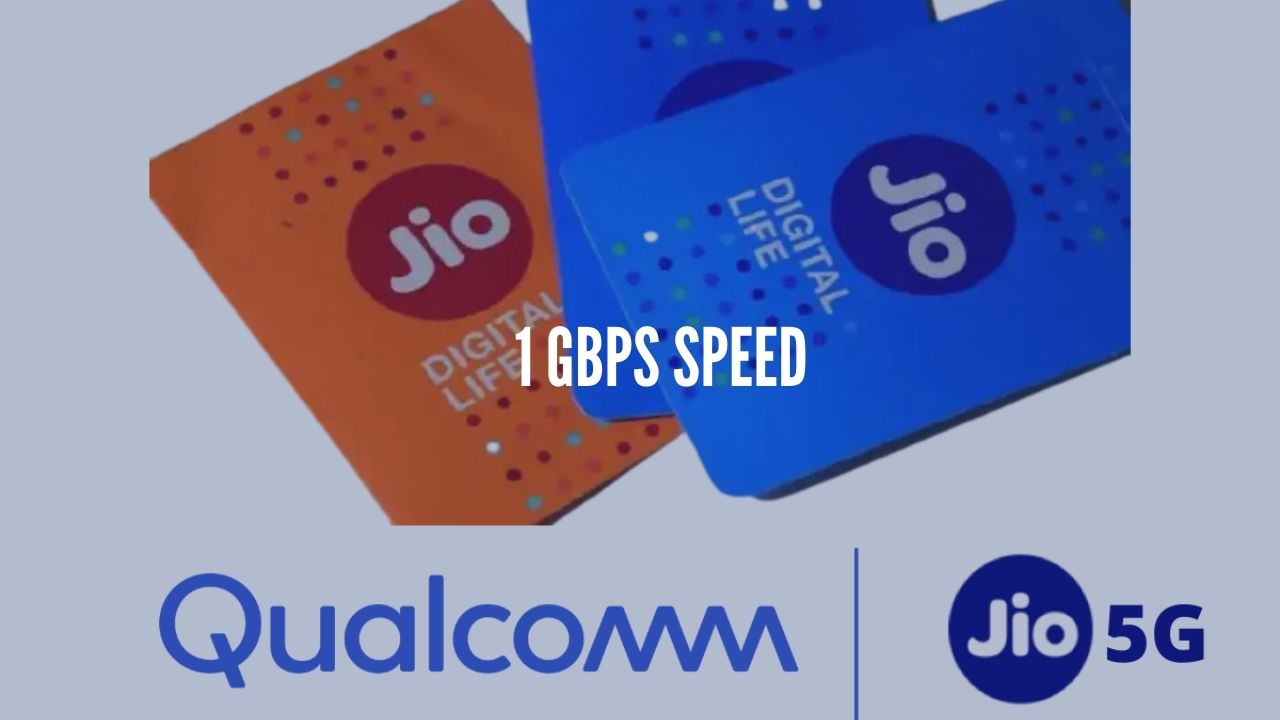 Photo of Jio, Qualcomm begin 5G trials, achieve over 1Gbps speed