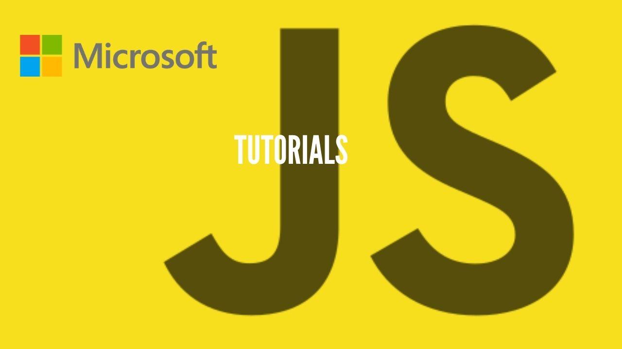 Photo of Microsoft provides Free JavaScript Beginner Tutorial
