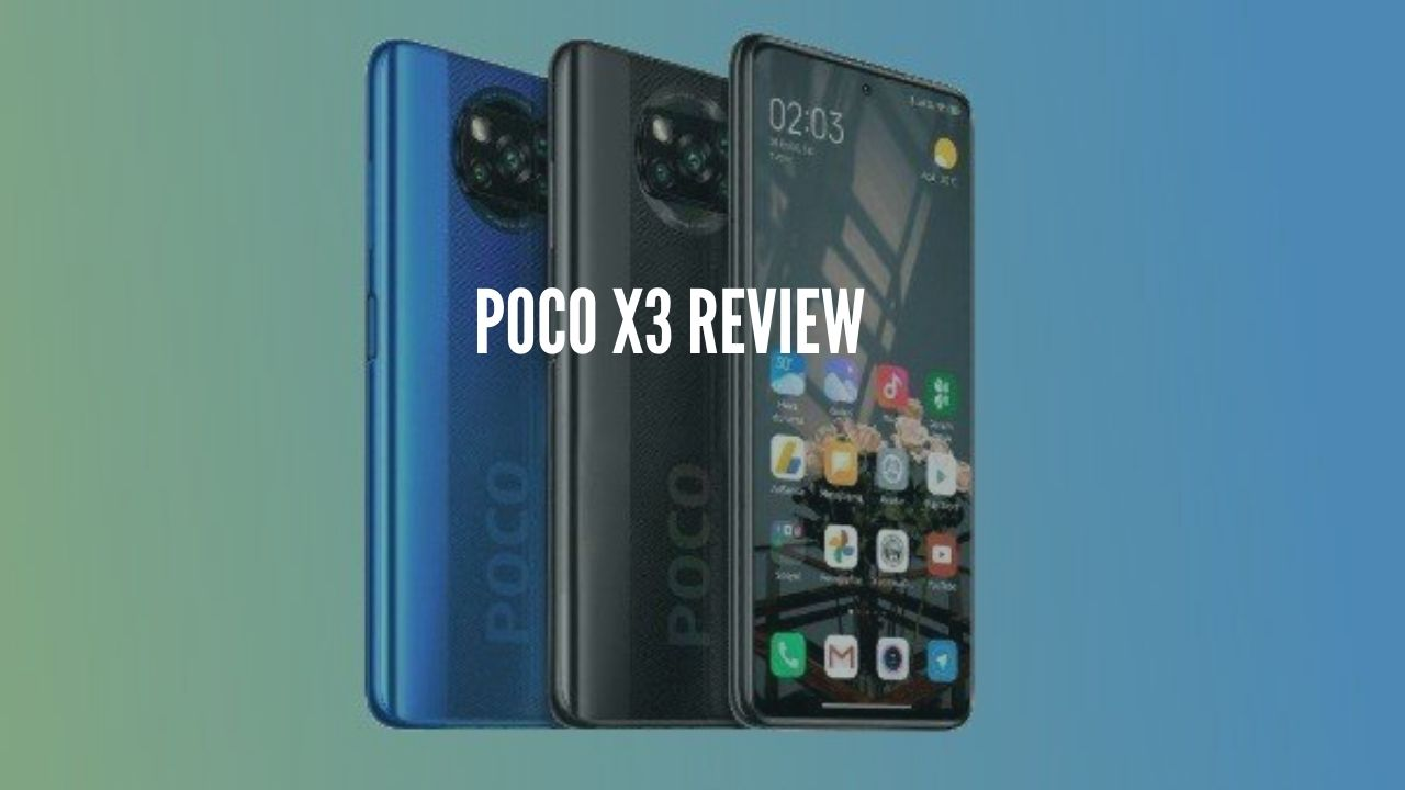 Photo of Poco X3 Specifications, Price, and Review