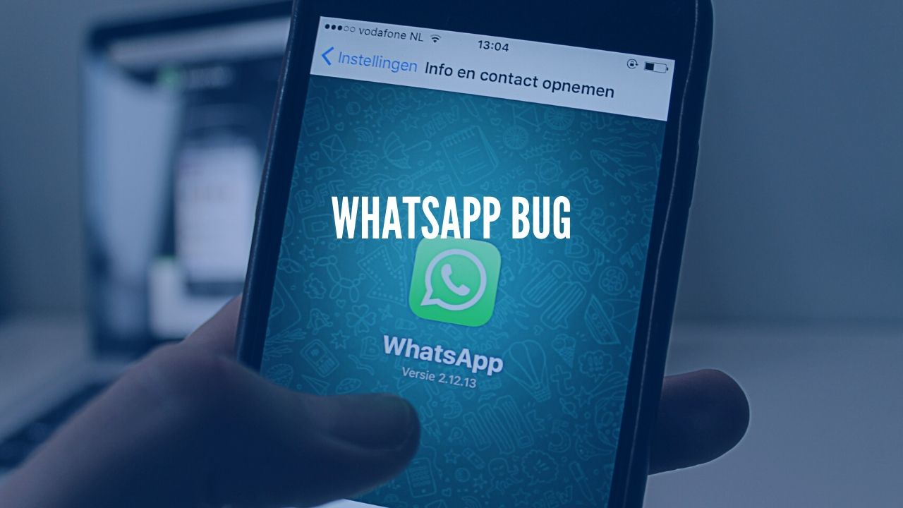 Photo of Whatsapp may make it easier to submit Bug reports