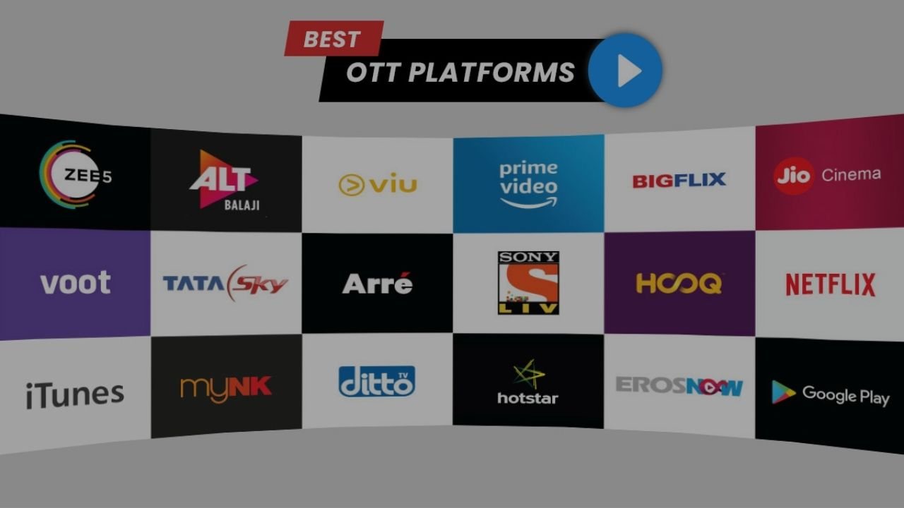 Photo of Top 5 OTT Platforms in India