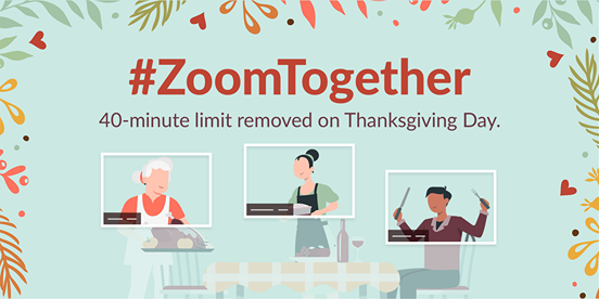 zoom thanksgiving