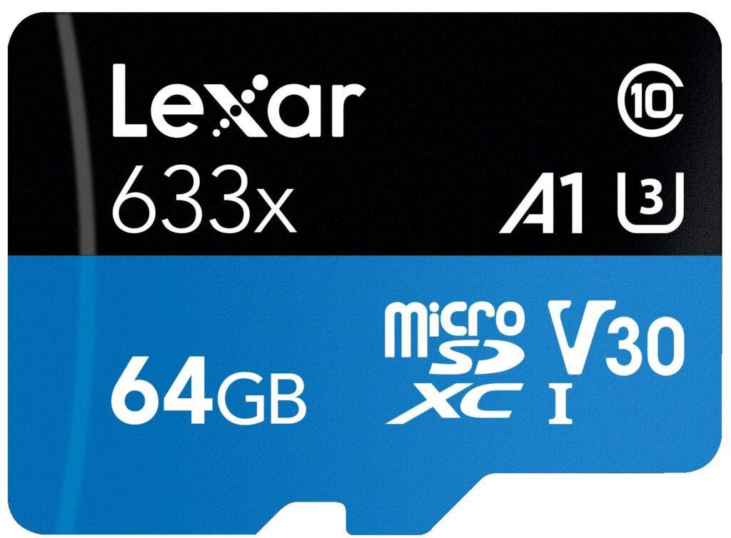 Top 5 MicroSD Card