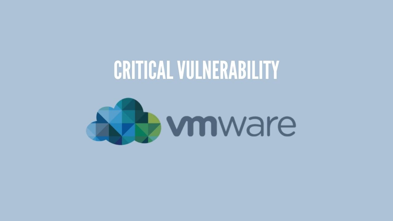Photo of VMWare Critical Vulnerability in ESXi Hypervisor: Fixed