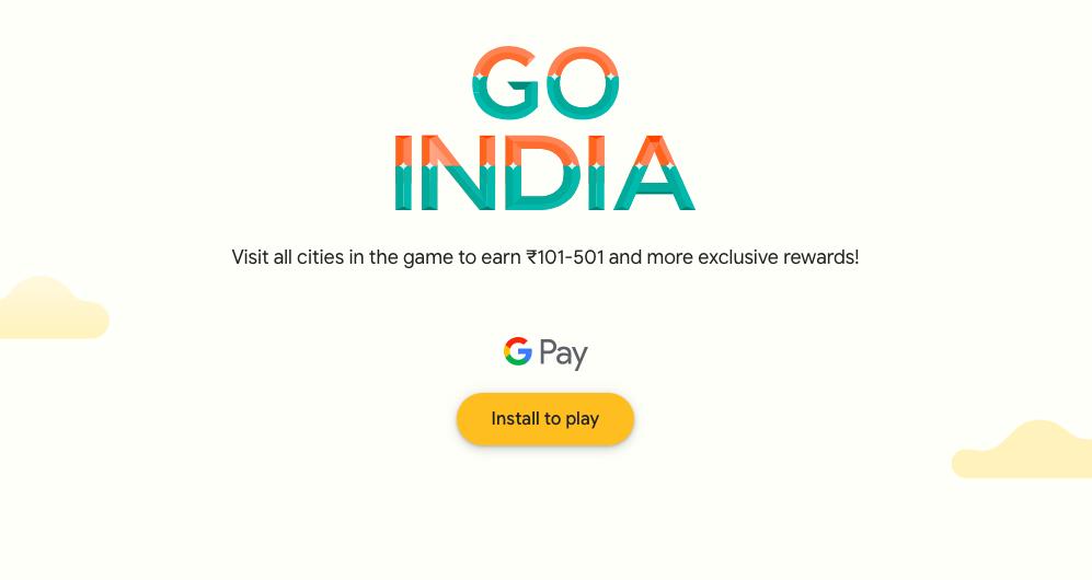 Google Go India
