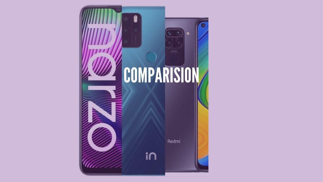 Photo of Micromax In Note 1 vs Redmi Note 9 vs Realme Narzo 20