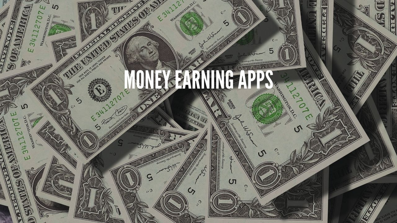 Photo of Top 5 Earning Apps – 2020
