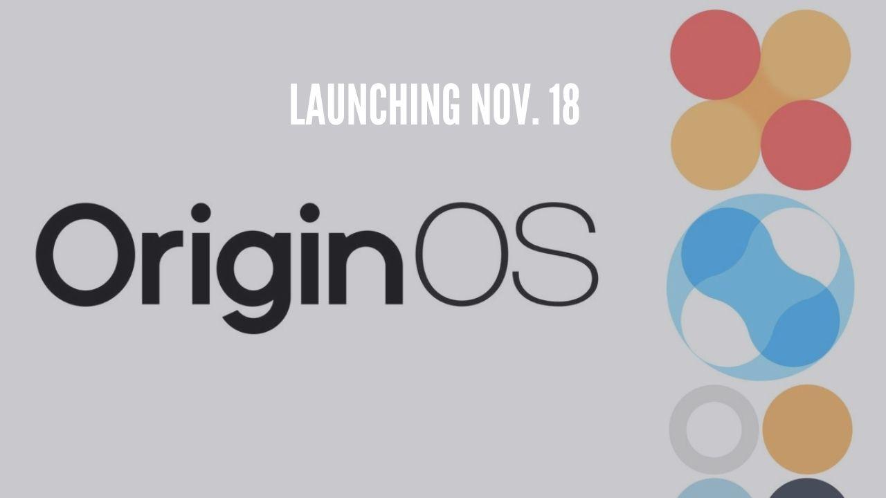 Photo of VIVO OriginOS to Launch on November 18