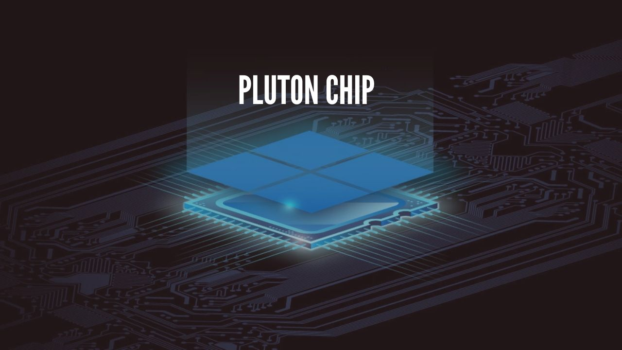 Photo of Microsoft Pluton processor – Security Chip for Windows