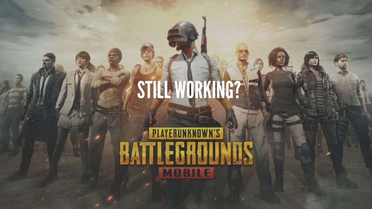 Photo of PUBG Mobile Still Working After Server Shutdown