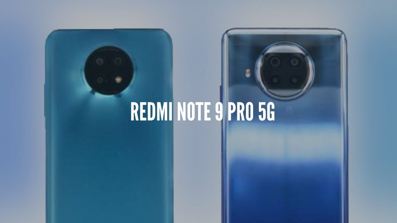 Photo of Redmi Note 9 Pro 5G – Specifications