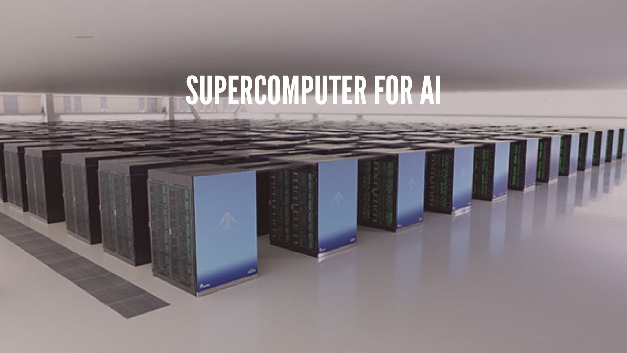 supercomputer for ai