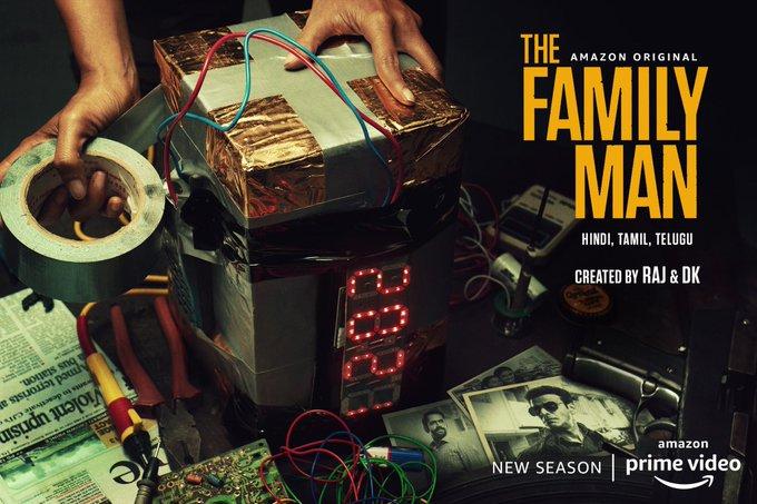 The Family Man Season 2 Premiere on February 12