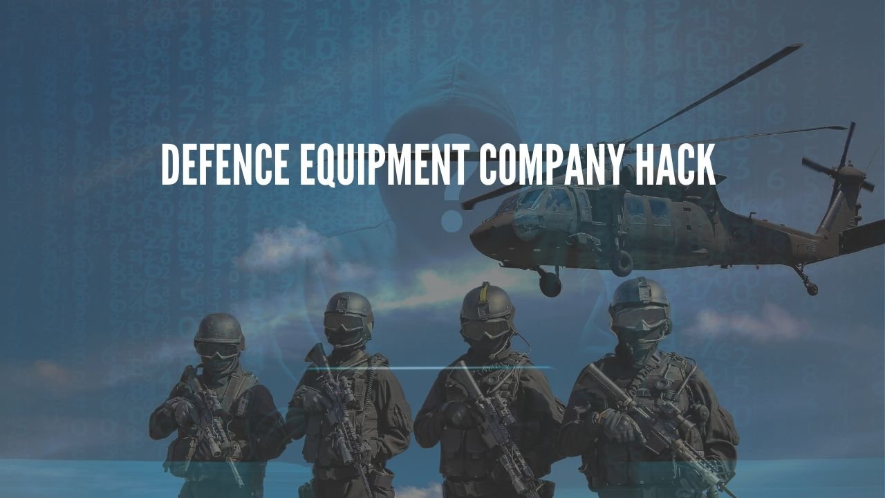 Photo of Company Claimed loss of 50 Crore, Emails of Noida-Based Defence Equipment Company Hacked