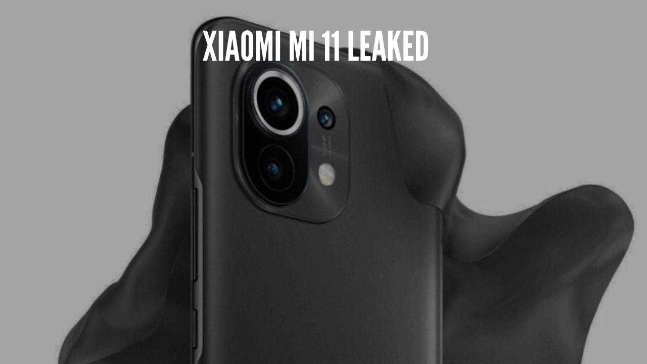 Xiaomi Mi 11 leaked