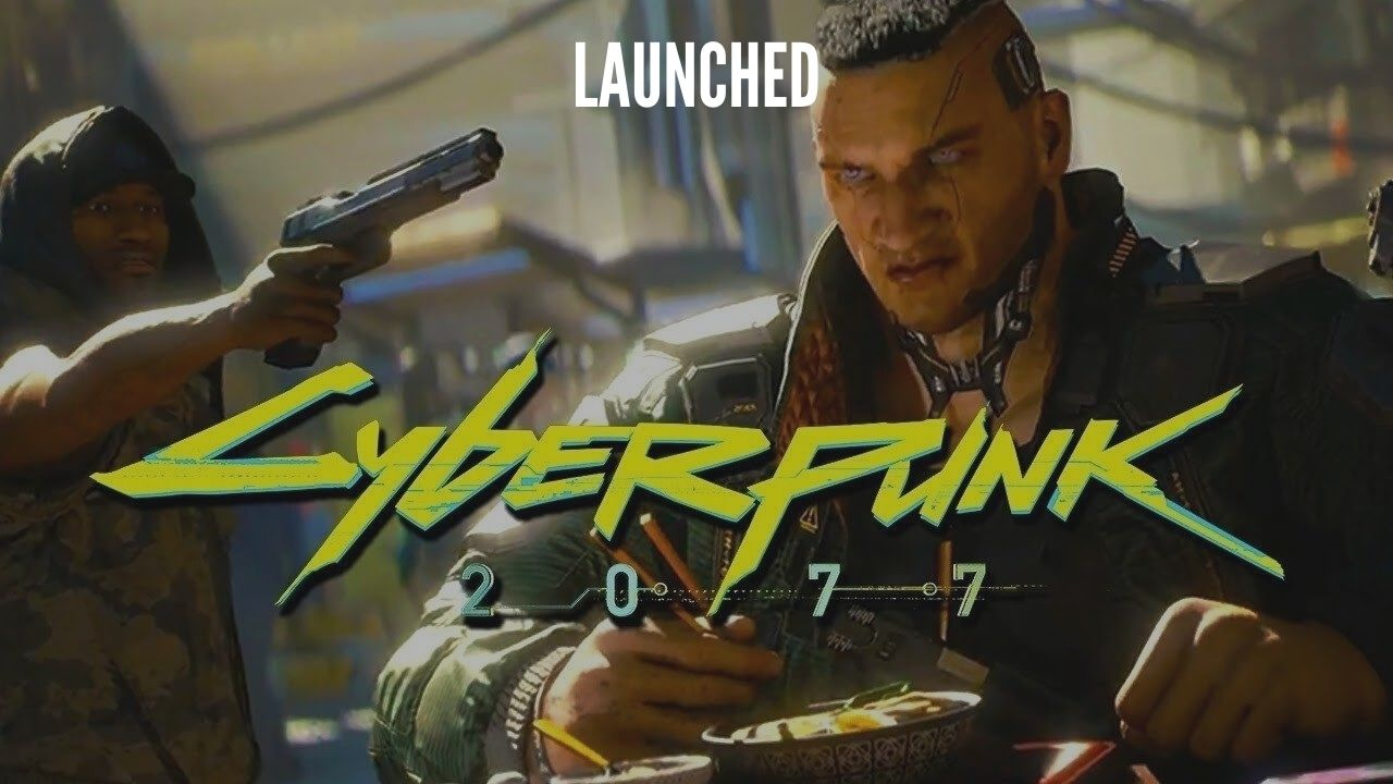 Photo of CyberPunk 2077 Launched