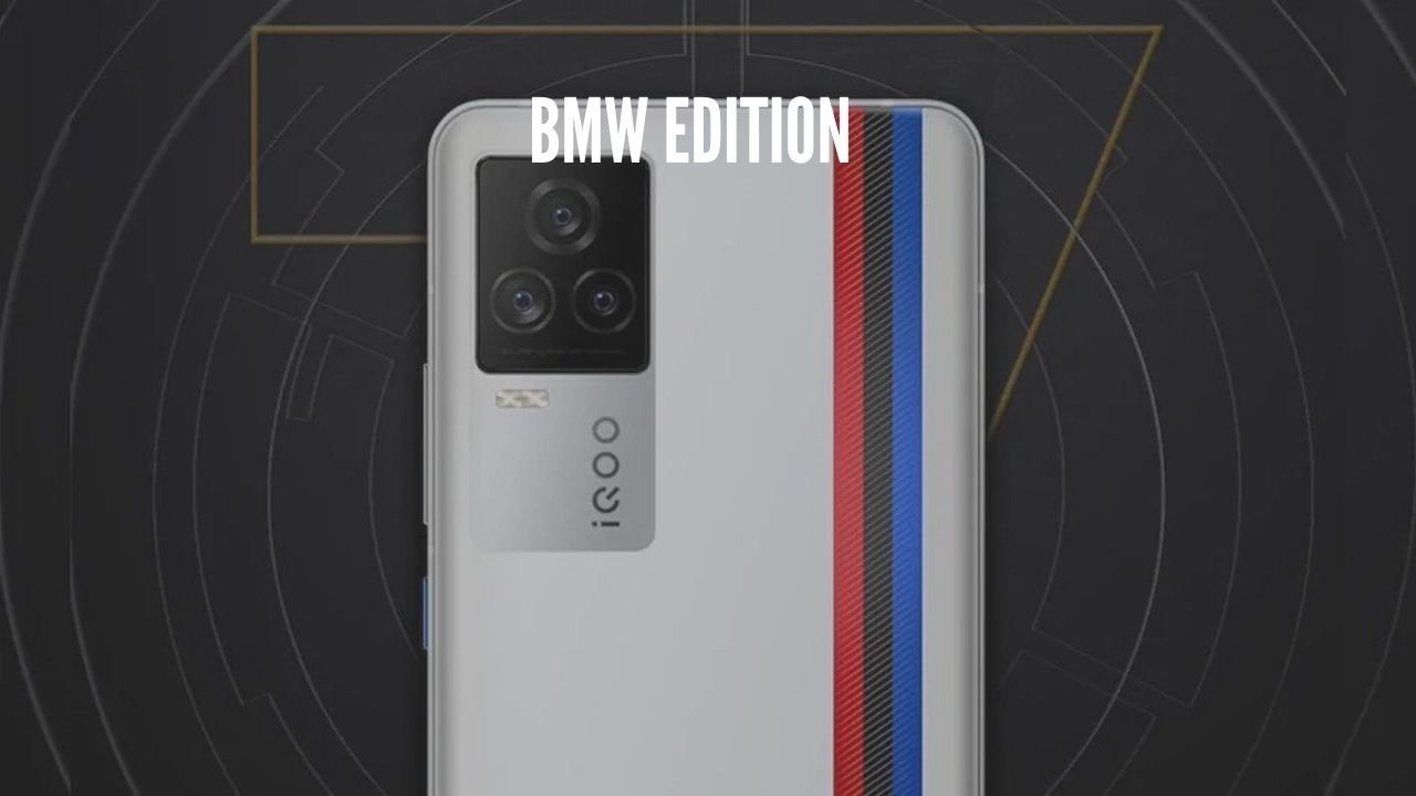 Photo of iQoo 7 Teased to Launch Soon, BMW Special Edition May Be in the Offing