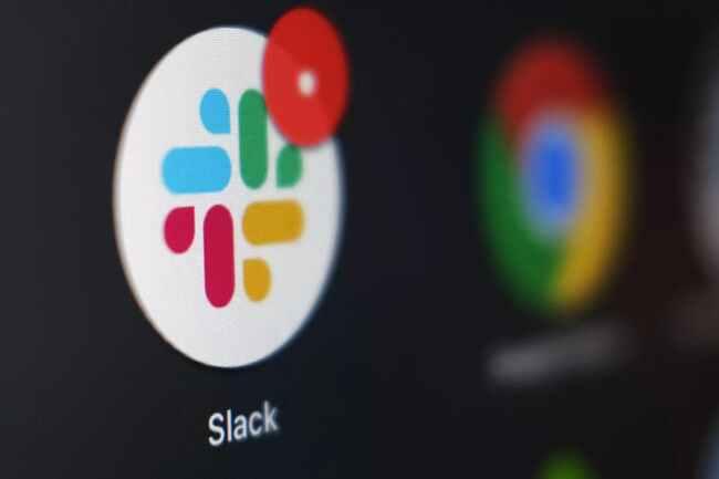 saleforce slack acquisition