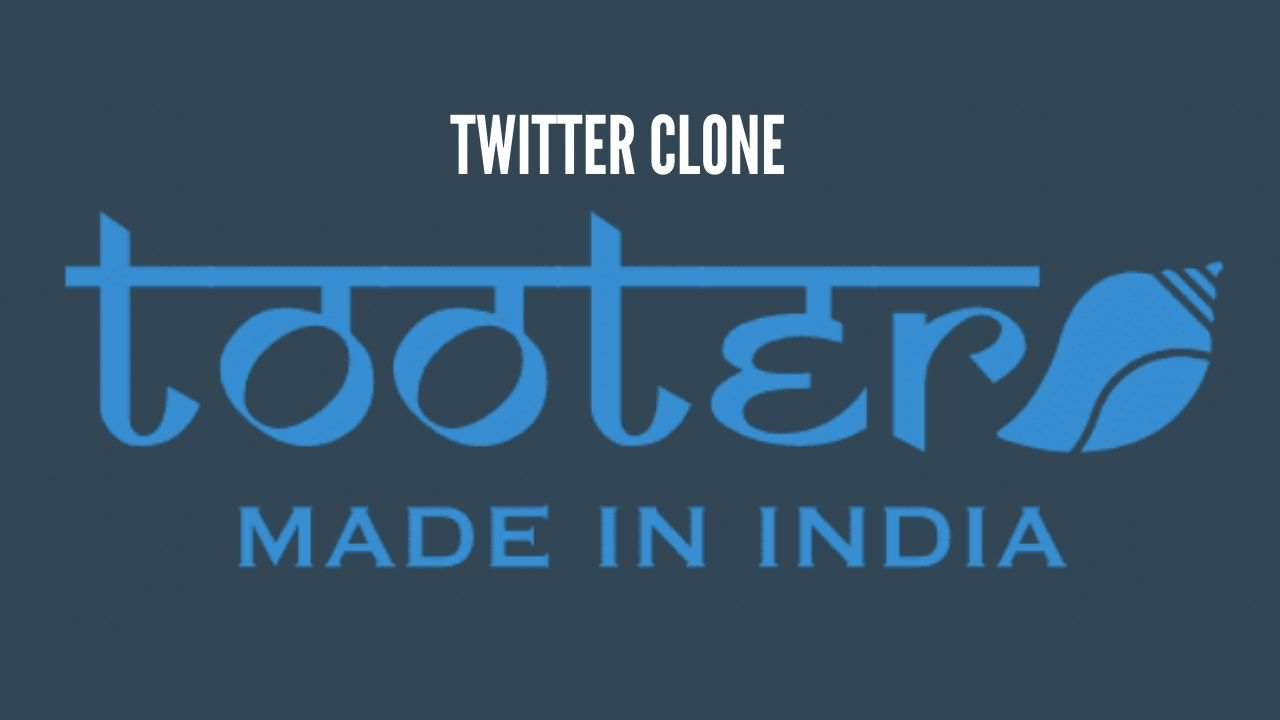 Photo of Everything about Twitter  swadeshi clone Tooter