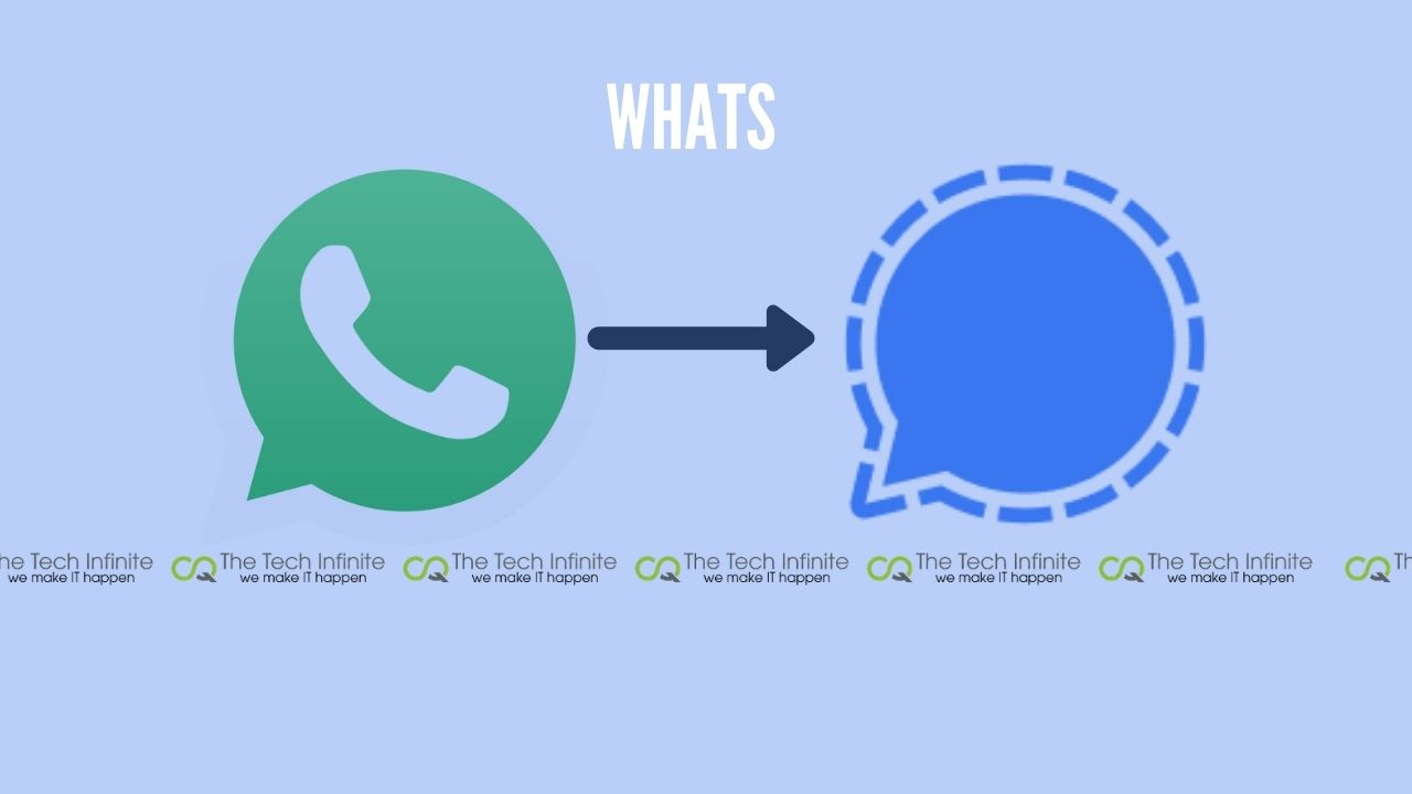 How to Move Your Whatsapp Group Chats to Signal?
