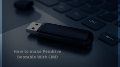 Photo of How to make Pendrive bootable for Windows 10 using CMD?