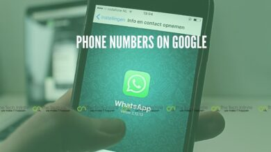Photo of Phone numbers of WhatsApp Web users are now available on Google search: Report