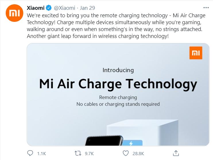 Xiaomi-announced-Mi-Air-Charge