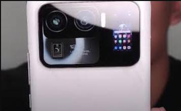 Mi 11 Ultra Rendering Highlights Smart Secondary Display