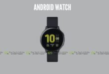 Photo of Samsung's Future Smartwatch is rumored to use Android, not Tizen