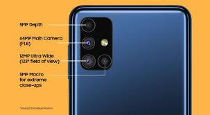 SAMSUNG Galaxy M51 VS SAMSUNG Galaxy F62