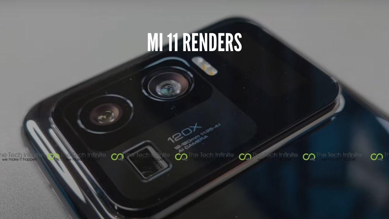 mi 11 renders