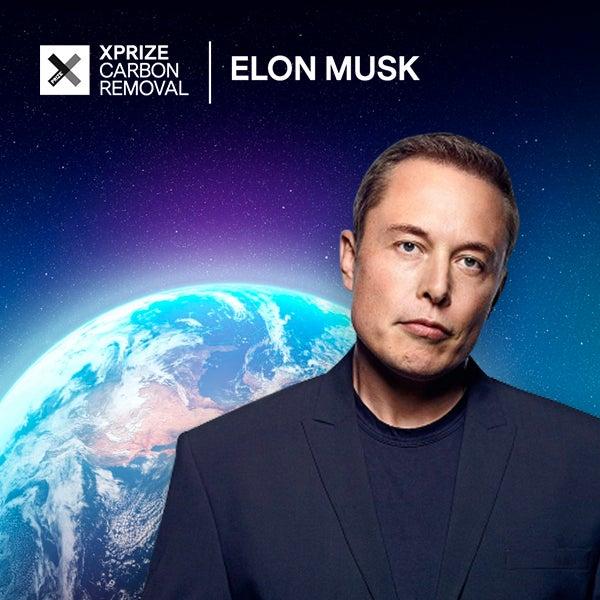 Elon musk Carbon capture competition