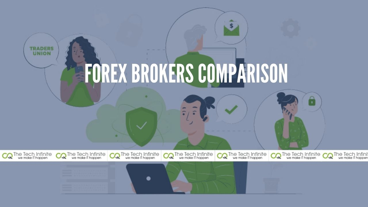 Forex brokers comparison