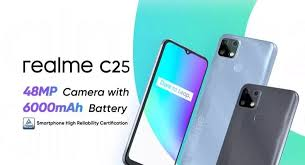 Realme C25 Launched: Entry Level Smartphone