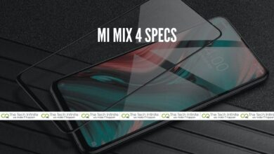 Photo of Mi Mix 4 Key Specifications Leaked
