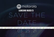 Photo of Moto G100 Launch Date Tipped for March 25