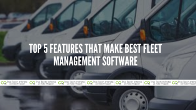 Photo of Top 5 Features that make Best Fleet Management Software