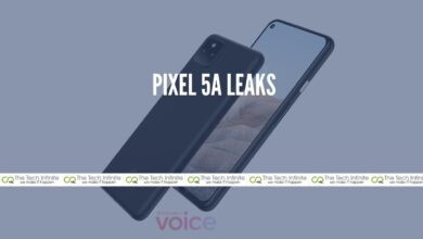 Photo of Pixel 5a specifications leaked, here's all you need to know