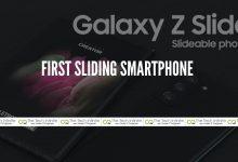 Photo of Samsung Z slide: First Sliding Smartphone