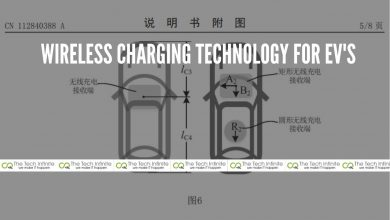 Photo of Huawei Patents For Wireless Charging Technology for EV's