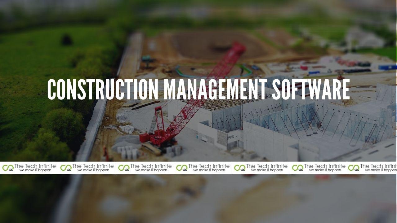 Construction Management Software