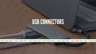 Photo of USB Connectors: Meaning of Upstream and Downstream